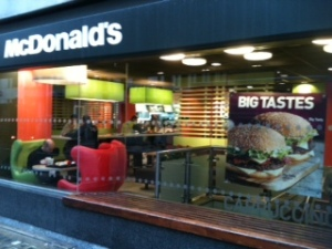 Shopfront design - Shop display - MacDonalds