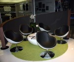 Euroshop - Green Interior Finishes
