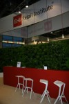 Green Wall at Euroshop
