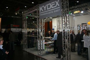 Selling well at exhibitions - Kydex