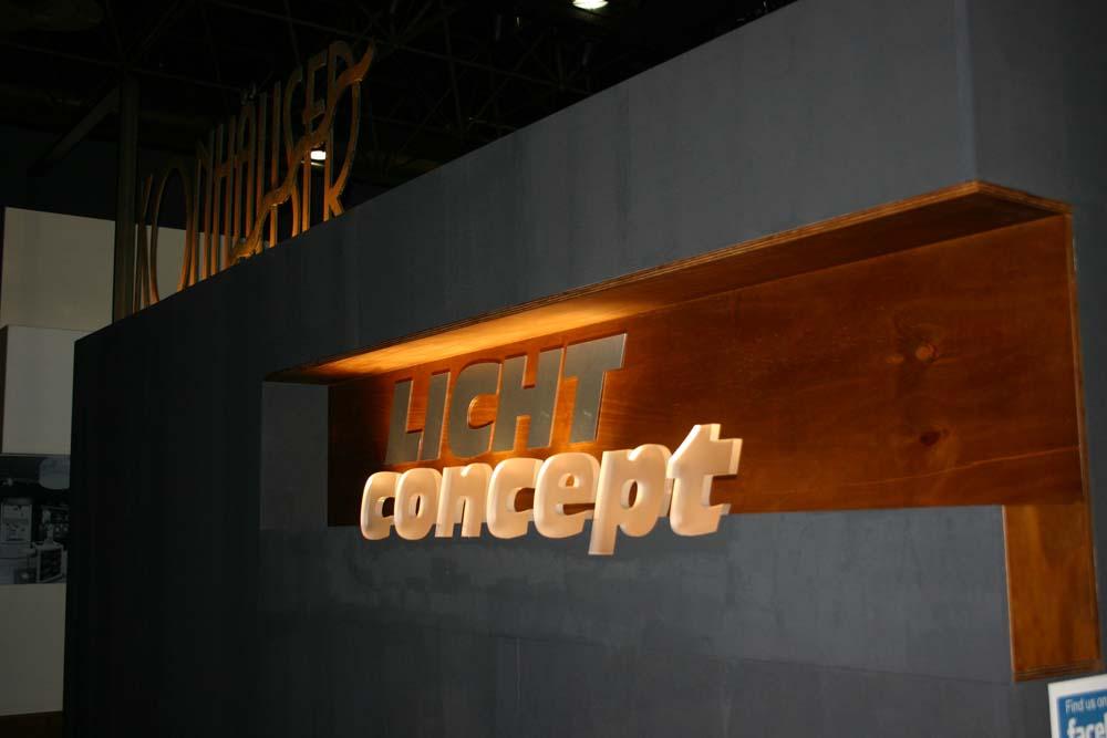 Exhibition Stand Light Boxes : Exhibition design stef s