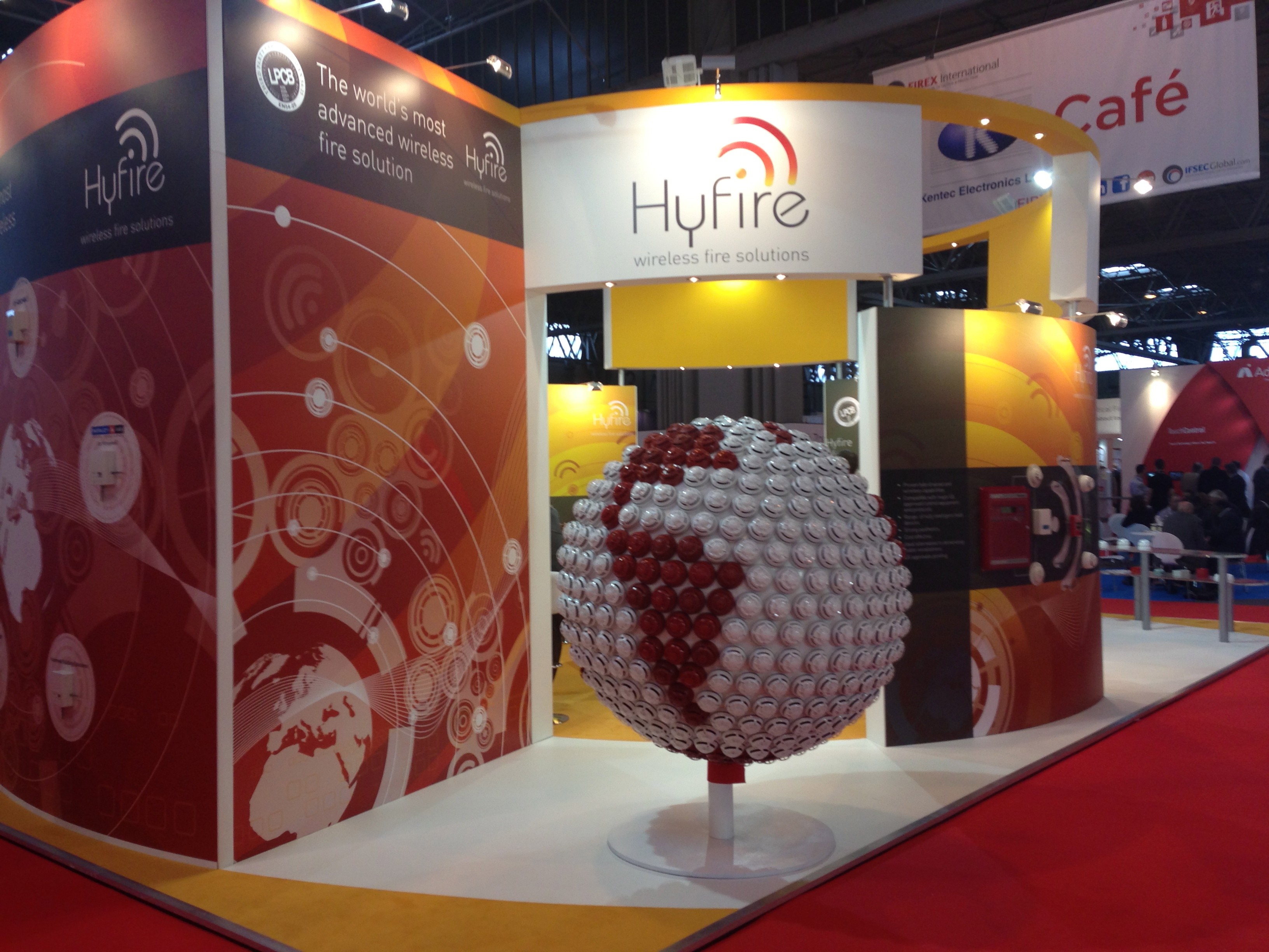 ... Product Displays on Exhibition Stands | Stef's Exhibition Blog